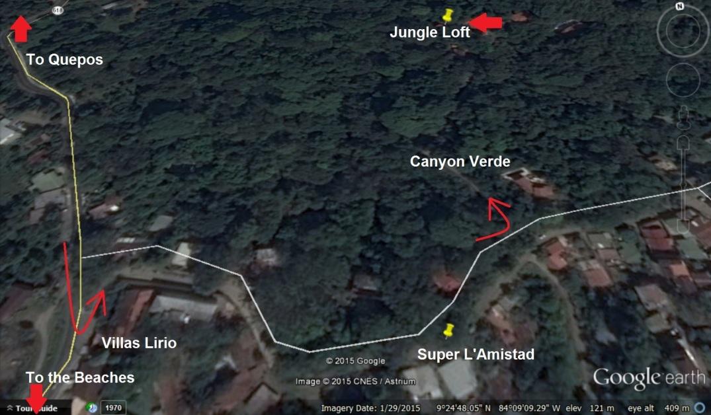 Directions Map en